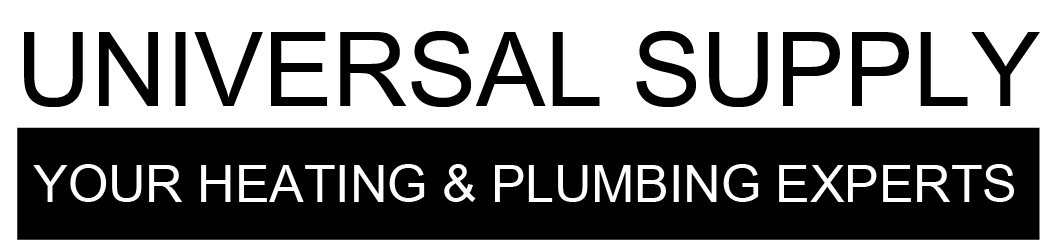 Universal Supply logo - Plumbing and Heating Experts, BC CANADA